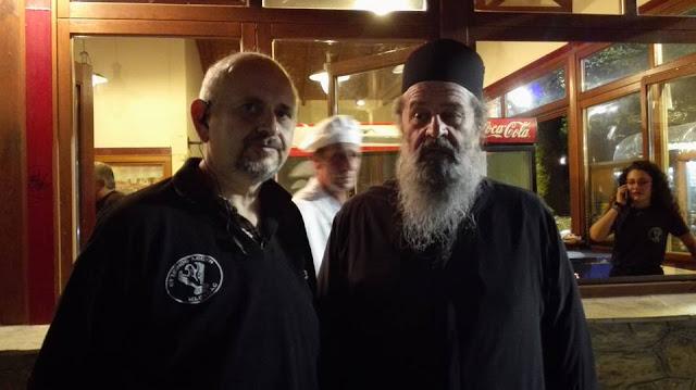 Στηρίζει την προσπάθεια της Ευξείνου Λέσχης Νάουσας ο Πόντιος Μητροπολίτης Δράμας κ. Παύλος