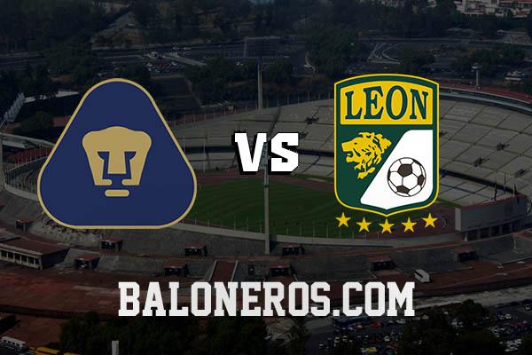 Pumas vs León 2016
