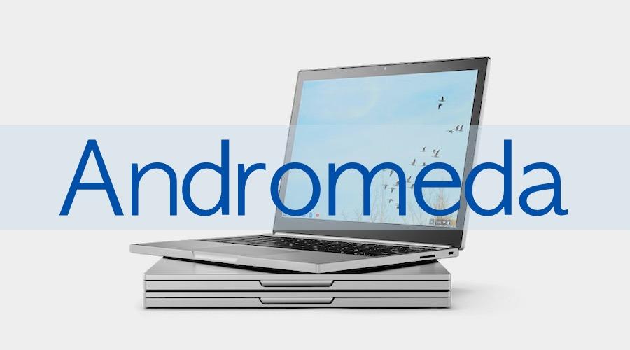 sistema operativo Google Andromeda