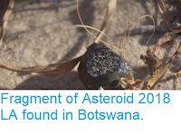 http://sciencythoughts.blogspot.com/2018/07/fragment-of-asteroid-2018-la-found-in.html