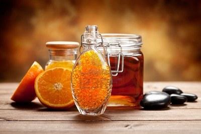 Πορτοκάλι και μέλι για απαλά χέρια!