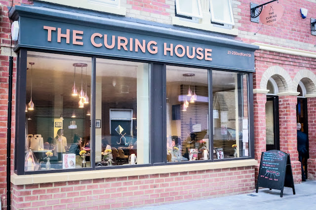 The Curing House, Middlesbrough, bar, charcuterie, restaurant