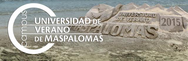 El martes, 29 marzo se inaugura la exposición 25 Aniversario Universidad de verano de Maspalomas