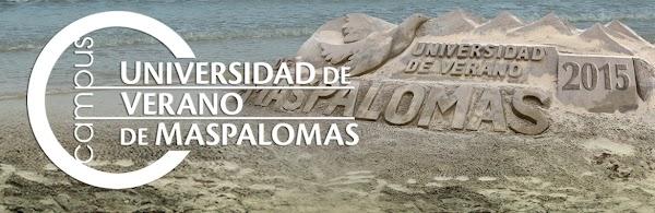 Exposición 25 Aniversario Universidad Verano Maspalomas