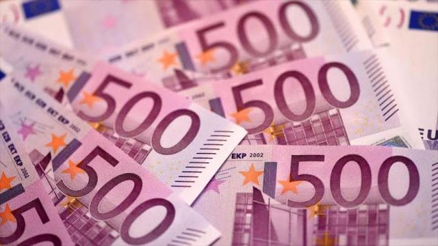 ¡Hallan decenas de billetes de €500 en retrete de un banco suizo!