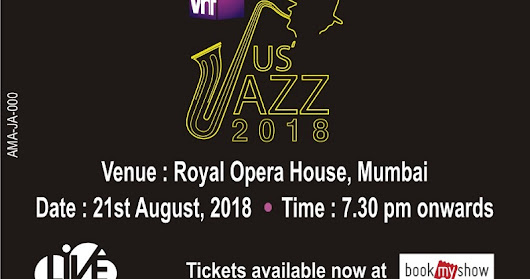 "Live Viacom18 and Jazz Addicts come together to create a unique jazz tour property - ""Jus' Jazz"""