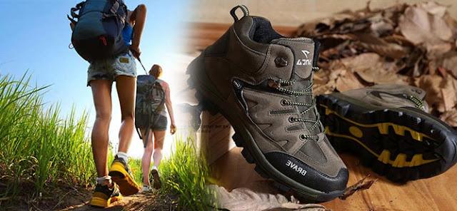 Cara Memilih Sepatu Untuk Mendaki Gunung