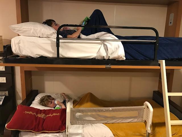 Disney Wonder Bunk Beds
