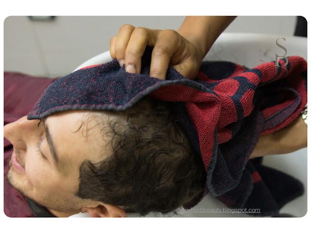 lavar rastas peluquería Sidi