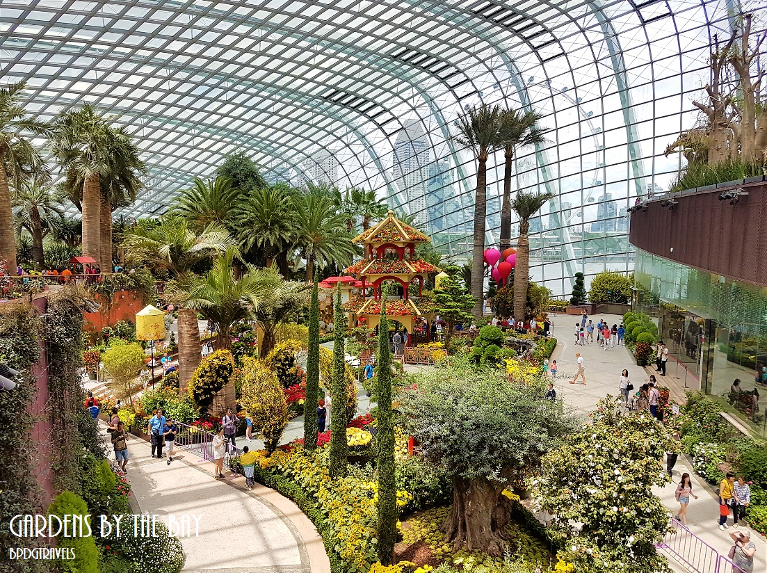 Garden By The Bay Entrance the heng family travel & lifestyle blog: dahlia dreams 2017