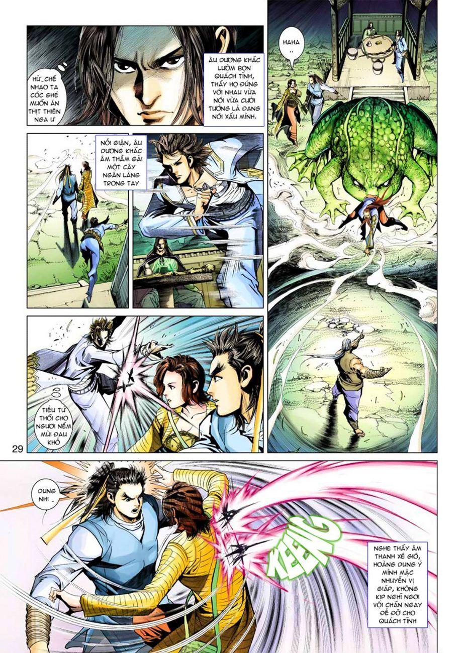 Anh Hùng Xạ Điêu anh hùng xạ đêu chap 45 trang 29