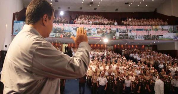 Ultima hora!: Presidente Maduro anuncia ajuste salarial para los militares del país
