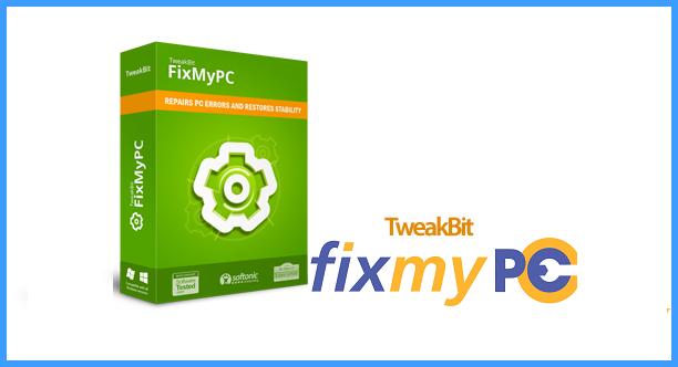 تحميل برنامج اصلاح مشاكل الويندوز للكمبيوتر 2017 TweakBit FixMyPC