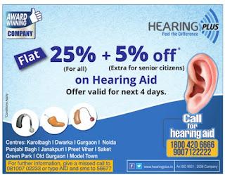 HEARINGPLUS DELHI