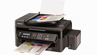 Epson L555 Printer Driver