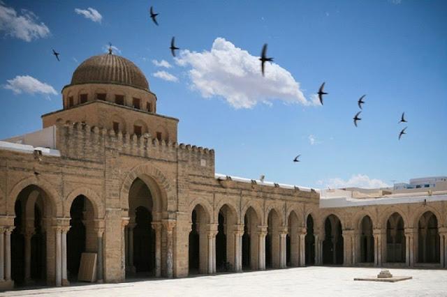 Inilah 7 Masjid Tertua Dan Bersejarah Yang Ada Di Dunia