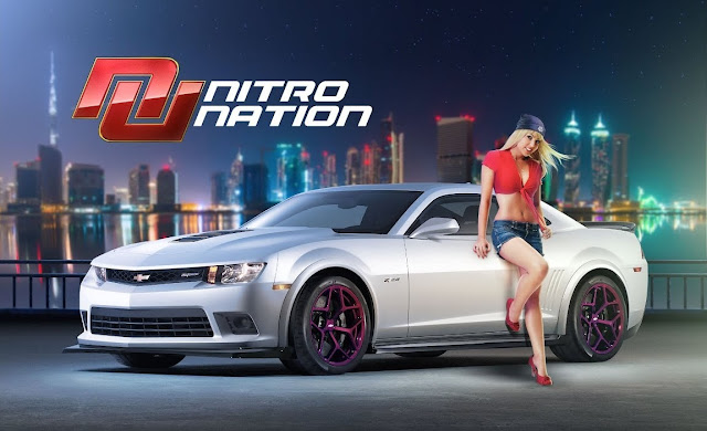 Download Nitro Nation Drag Racing Mod Apk Data Game