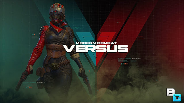 Modern Combat Versus v0.6.1 Mod Apk + Data For Android (Unlimited Money)