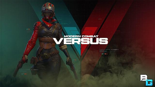 Download Modern Combat Versus Mod Apk