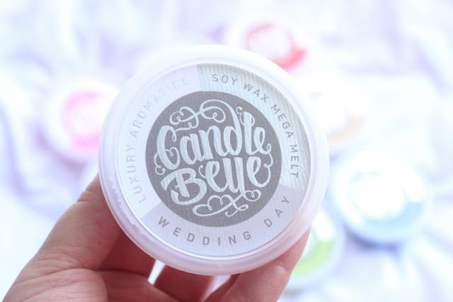 Candle Belle #Megameltbox Review