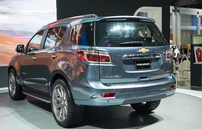Review Kelebihan Dan Kekurangan All New Chevrolet Traiblazer Terlengkap