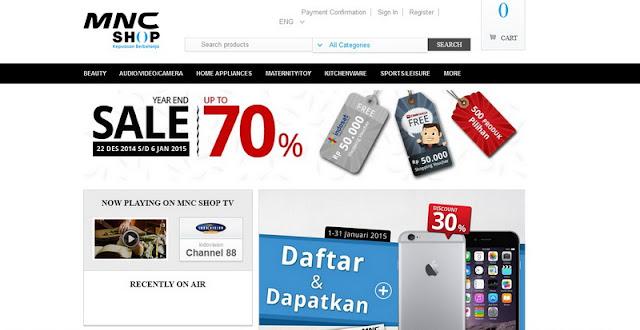 Online Shopping Terpercaya