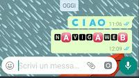 Cambiare font e carattere su Whatsapp, Instagram e Facebook (Android)