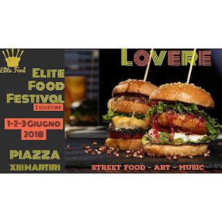 locandina street food lovere giugno