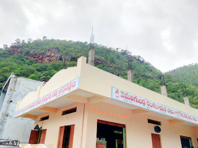 Food facility at Rangaswamy Temple Giddalur