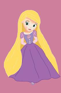 Princesas Disney Niñas Vestidas de Princesas.