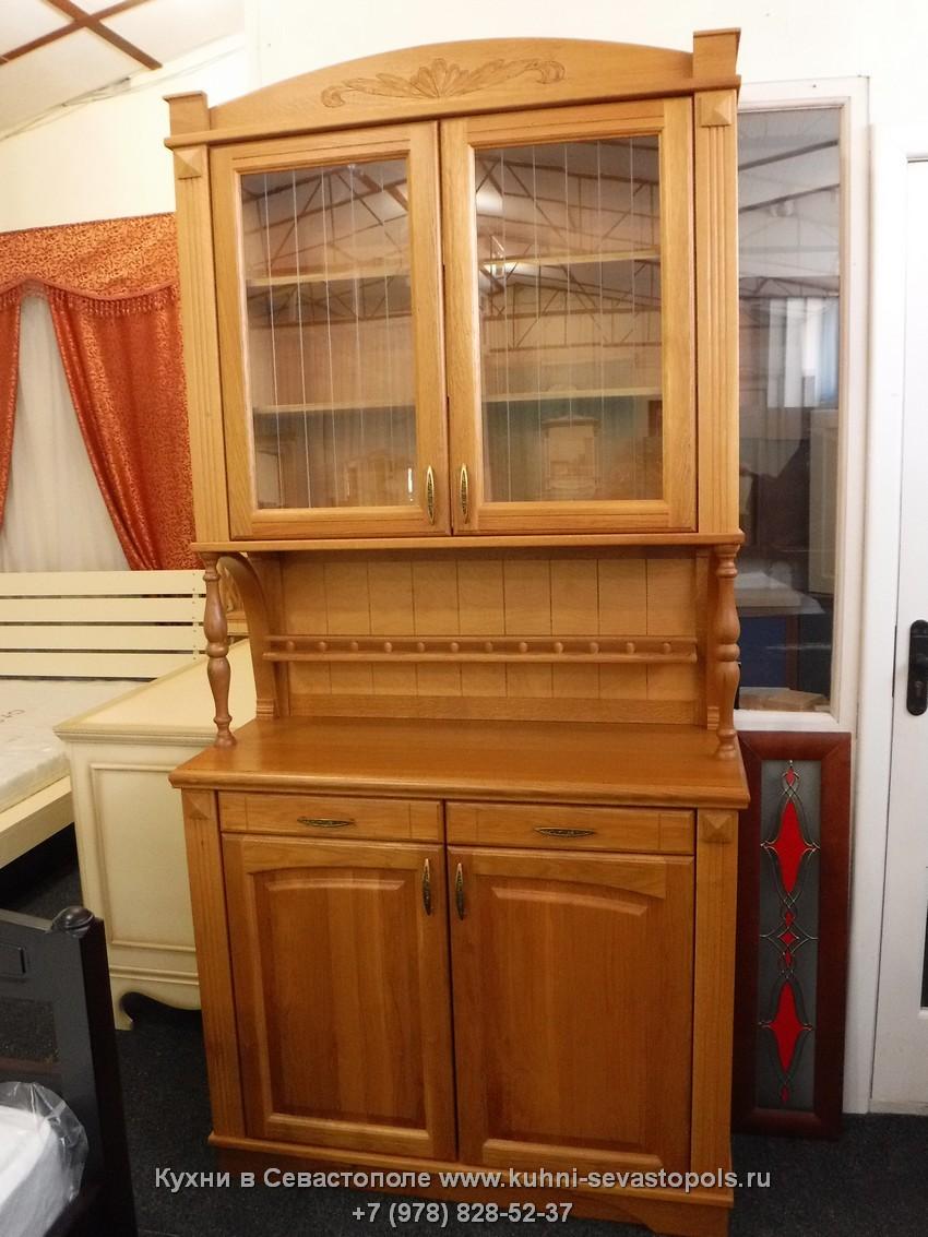 Купить деревянный буфет Севастополь