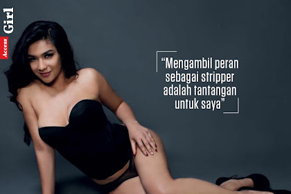 Foto Sexy Siva Aprilia Sexy in FHM Hot Banget Cuy