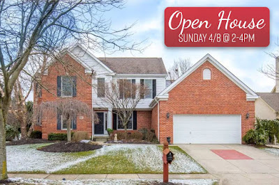 Open House in Stonewyck Manor with First Floor Owner's Suite