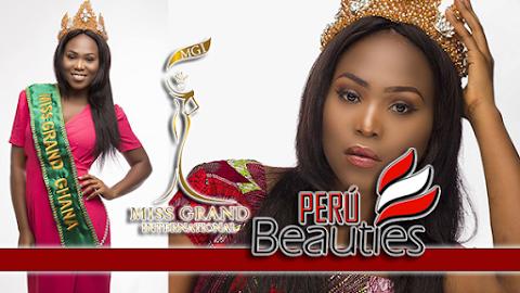 Miss Grand Ghana 2018