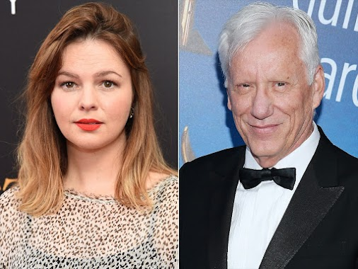 Amber Tamblyn Says She Has Proof James Woods Tried to Pick Her Up When She Was 16 #AmberTamblyn #JamesWoods...