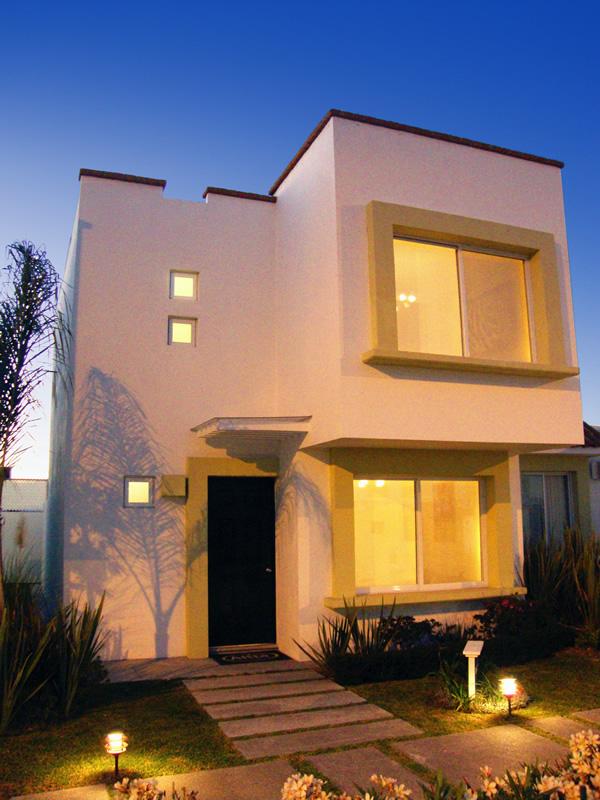 Fachadas minimalistas fachada minimalista de inter s social for Casa minimalistas