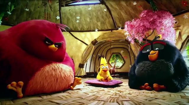 Single Resumable Download Link For Movie The Angry Birds Movie 2016 Download And Watch Online For Free