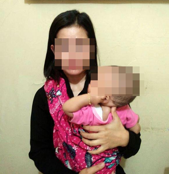 Penipu Toko Emas Modus Gendong Bayi Mengaku Terima Upah dari Komplotan