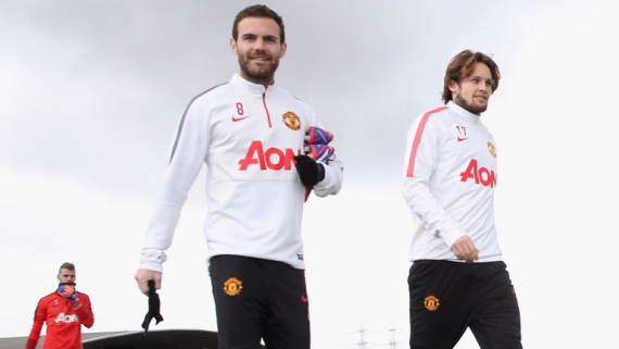 Juan Mata and Daley Blind could be on their way out of Old Trafford.