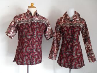 Model Baju Seragam Batik Guru