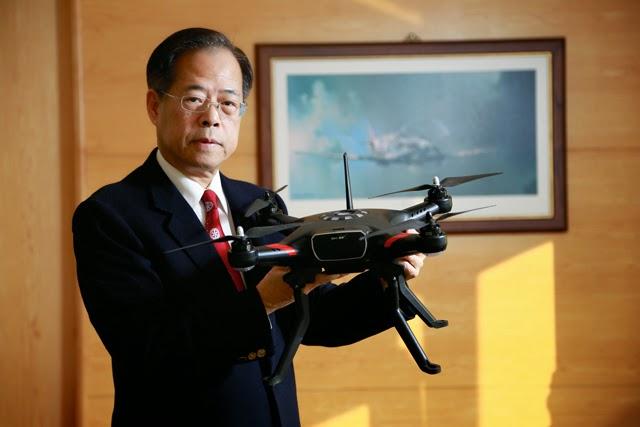 從遙控飛機到無人機,雷虎志在提升人類福祉