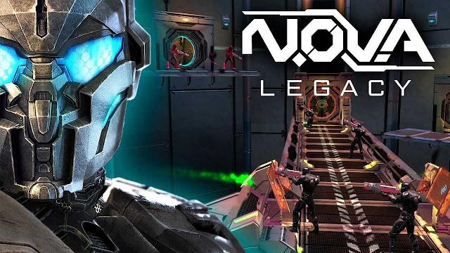 حمّل لعبة N.O.V.A. Legacy القتالية المميزة على هاتفك الأندرويد