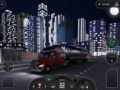 Truck Simulator PRO 2016 MOD APK+DATA-2