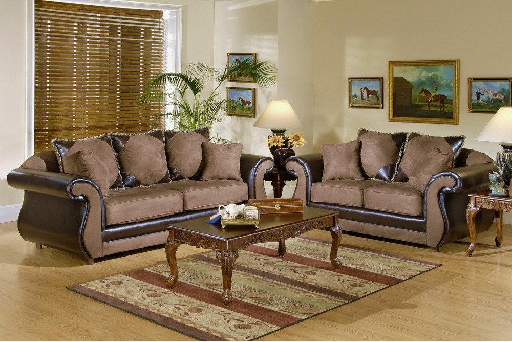 Modern Furniture Living Room - Fabric Sofa Sets Designs 2011 - beautiful living room sets
