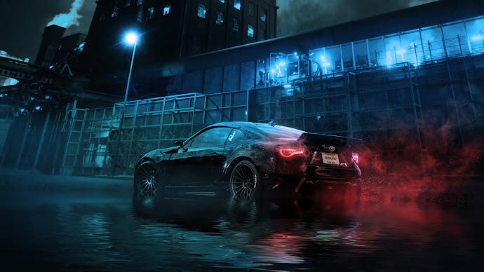 Wallpaper: Toyota GT. Super Art Car