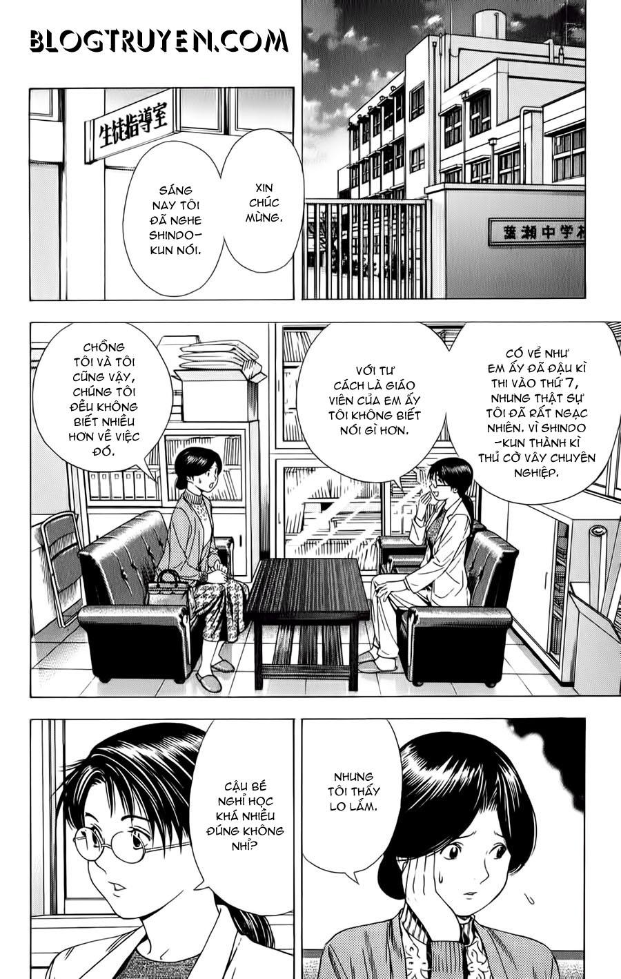 Hikaru No Go hikaru no go chap 96 trang 14