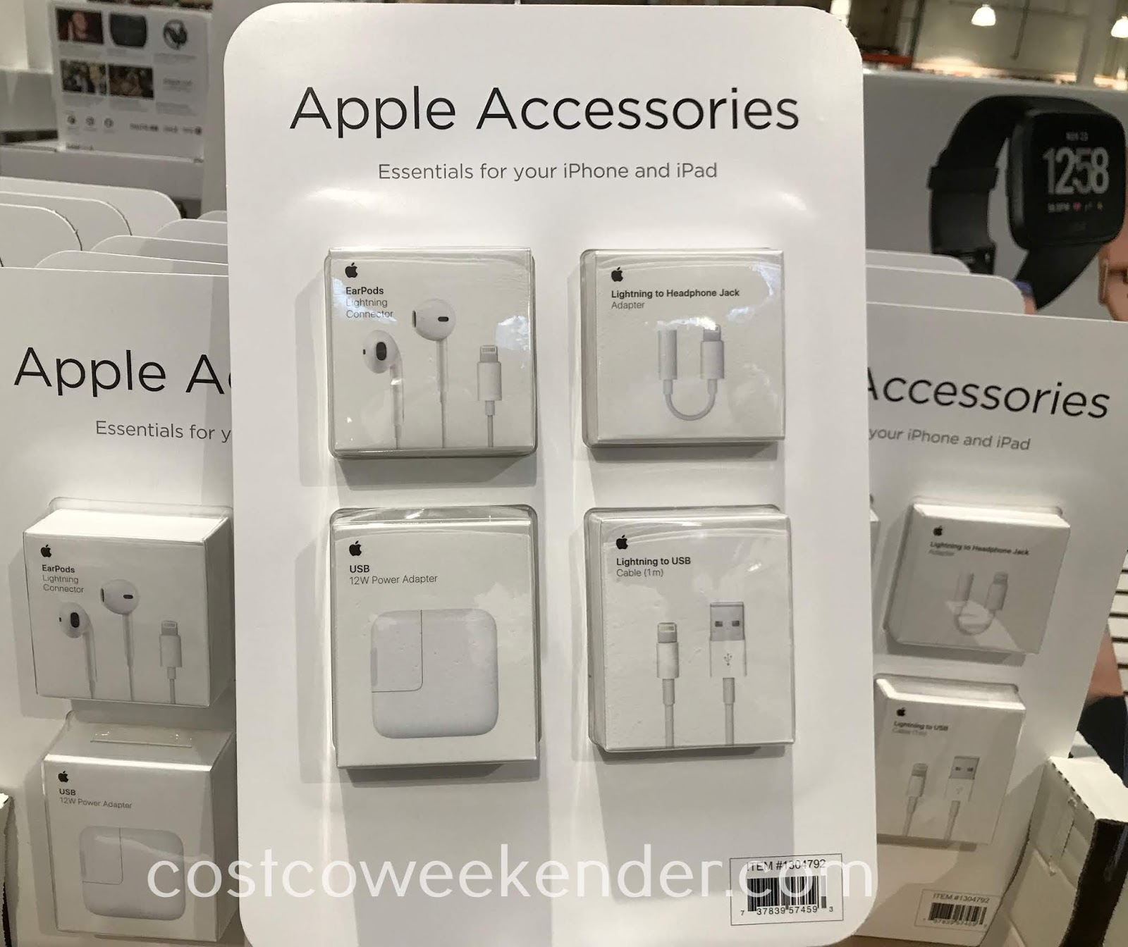 Get the most out of your iPhone or iPad with the Apple Accessory Bundle
