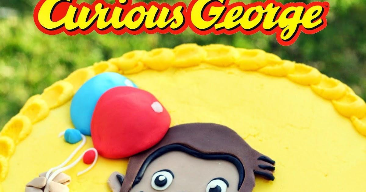 Worth Pinning Curious George Cake