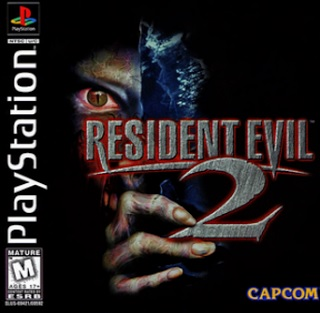 Resident Evil 2 PS1 ISO