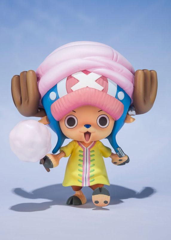 "Figuarts ZERO Tony Tony Chopper Whole Cake Island ver. de ""One Piece"" - Tamashii Nations"